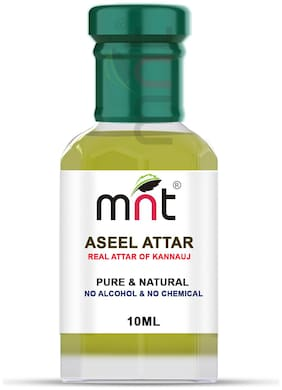 MNT Aseel Attar For Unisex Long Lasting & Alcohol Free (10ml)