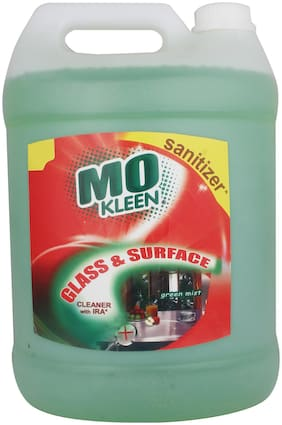 Mo Kleen Glass Cleaner 5L