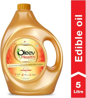 Oleev Health Oil- With cardizymes, Jar, 5L