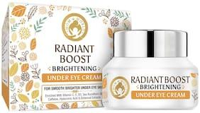 Mom & World Radiant Boost Brightening Under Eye Cream, 30g