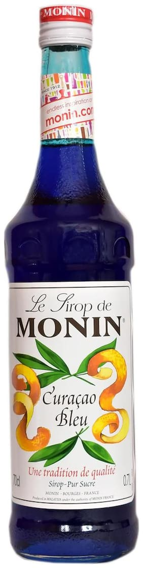 Monin Blue Curacao Syrup;250ml
