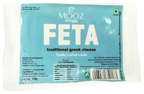 MOOZ Cheese - Feta 200 gm