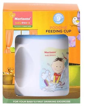 Morisons Baby Dreams Poochie Cup - Blue 1 pc