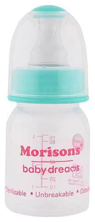 Morisons Baby Dreams Regular PP Feeding Bottle - Green 1 pc