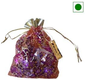 MoShik's Dark Mocha Flavor Homemade Chocolate Pouch-Pack of 1(100 g)