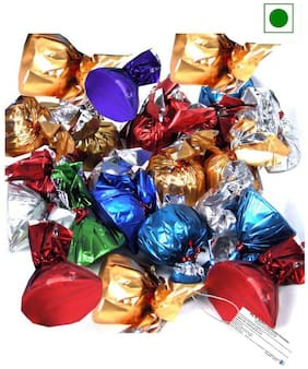 MOSHIKS  Milk Chocolate with Cashew,Candy Fruit and Almond Mix(LOSE) 800 g