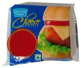 mother dairy Cheese - Slices 200 gm