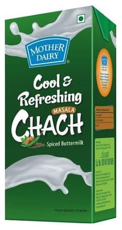mother dairy Masala Chach 1 L