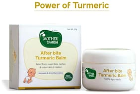 Mother Sparsh After Bite Turmeric Balm 25gm