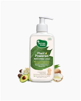 Mother Sparsh Plant Powered Natural Baby Lotion 200 ml