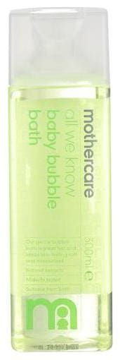 Mothercare  All We Know Baby Bubble Bath 300 ml