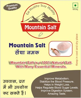 MOUNTAIN SALT POWDER 200 Grm