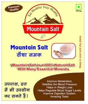 MOUNTAIN SALT POWDER 500 Grm
