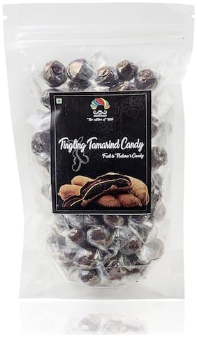 Mr. Merchant Tingling Tamarind Candy (Imli Candy) (Pack of 1)