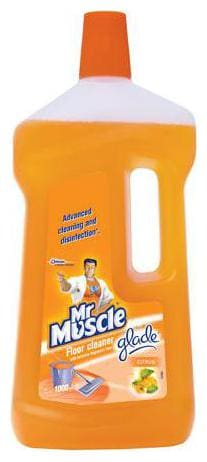 Mr. Muscle Floor Cleaner - Citrus 1 L