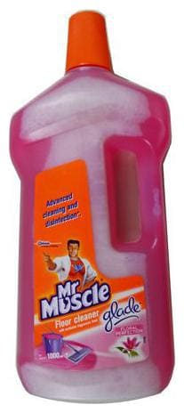 Mr. Muscle Floor Cleaner - Floral Perfection 1 L
