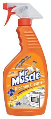 Mr. Muscle Kitchen Cleaner 500 ml