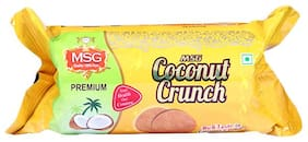 MSG Coconut Crunch Biscuits 50g Pack of 1