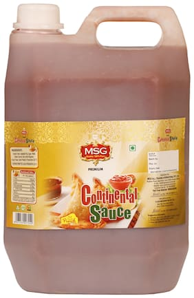 MSG Continental Sauce 5kg