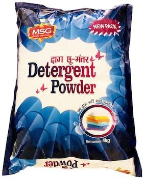 MSG Daag Chu Mantar Detergent Powder 4kg