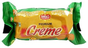 MSG Elaichi Creme Biscuits 40g Pack of 1