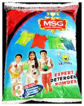 MSG Expert Detergent Powder 1kg