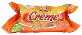 MSG Orange Cream Biscuits 40g Pack of 1