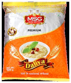MSG Premium Daliya 500g