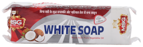 MSG White Laundry Soap 1kg