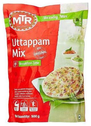Mtr Breakfast Mix - Uttappam 500 Gm
