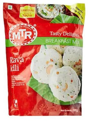 Mtr Breakfast Mix - Rava Idli 500 g