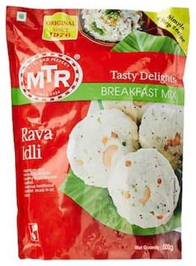 Mtr Breakfast Mix - Rava Idli 500 g