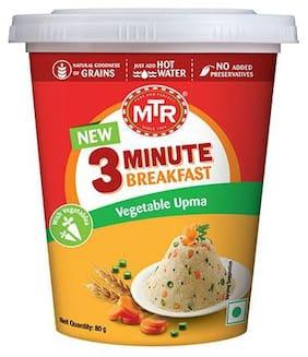 Mtr Cup Vegetable Upma 80 g