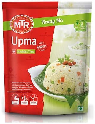 MTR INST Plain Upma Mix,500g,Pack of 2