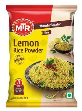 MTR Powder - Lemon Rice 25 gm