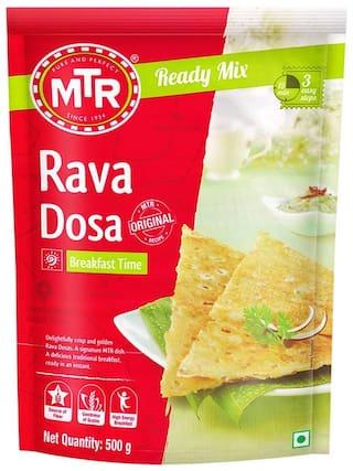 MTR Rava Dosa,500 g,Pack of 2
