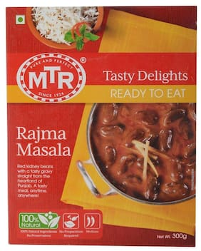 MTR Ready To Eat Rajma Masala 300 gm 1 pcs