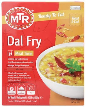MTR Rte Dal Fry,300g,Pack of 2