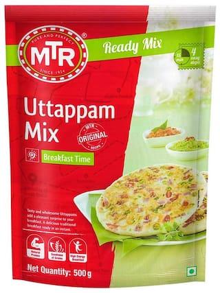 MTR Uttappam Mix,500g,Pack of 2