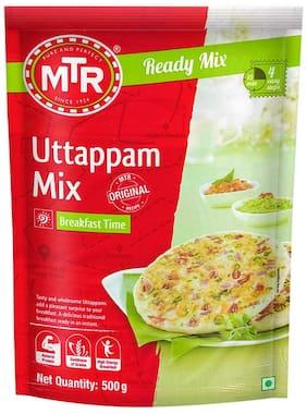 MTR Uttappam Mix 500g ( Pack of 2 )