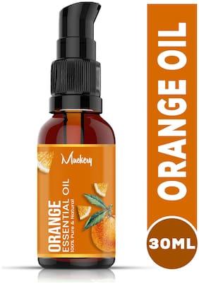 Muckery 100% Natural Orange Essential Oil (30 ml) (Pack Of 1)