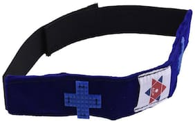 Multi Energy Head Belt Massager  (Blue)
