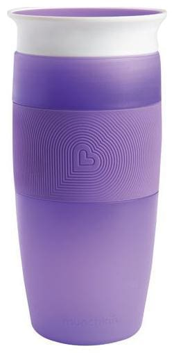 Munchkin Baby Miracle 400 ml Sipper Cup - 18 m+, Purple 400 ml