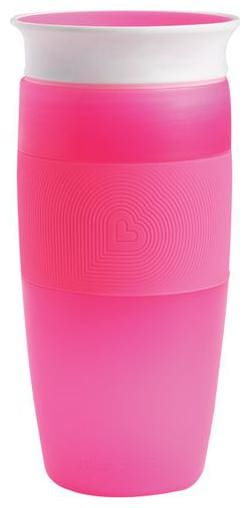 Munchkin Baby Miracle 400 ml Sipper Cup - 18 m+, Pink 400 ml