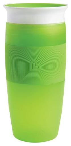 Munchkin Baby Miracle 400 ml Sipper Cup - 18 m+, Green 400 ml