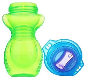 Munchkin Click Lock Bite Proof Sipper Cup - Green  9 m+ 266 ml