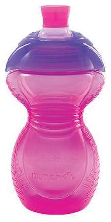 Munchkin Click Lock Bite Proof Sipper Cup - Pink  9 m+ 266 ml