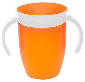 Munchkin Miracle 360 Sipper Cup - Orange  6 m+ 207 ml