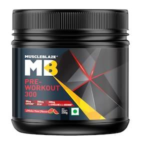 Muscleblaze Pre-Workout 300 0.24 kg (0.55 lb)/250 g - Melon Twist