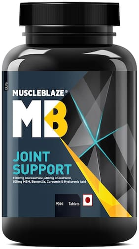 MuscleBlaze Joint Support - 90 Tablets